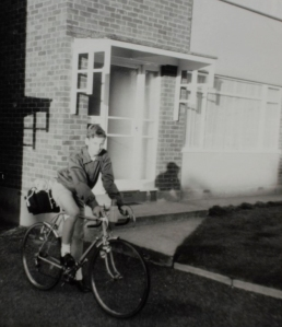 Me off on tour c1965