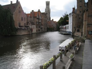 Venice of the North - Bruges.